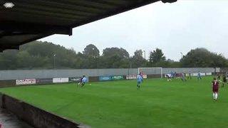 Paulton Rovers 1 v 2 Blackfield Langley F.C. - 22nd September 2018