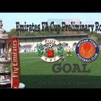 Goal FA Cup Grays Ath v Witham Town fc + chat with Jim Cooper & Lewis Clarks