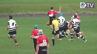 Tennent's Premiership & National League 1 Highlights   Round 10