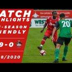 Match Highlights Stamford AFC 9-0 Sleaford Town FC