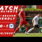 Match Highlights Stamford AFC 0-1 Peterborough United