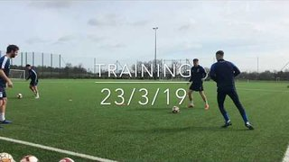 Inside Training | Pirlo The Joker, Cheeky Megs' & VAR Controversy!