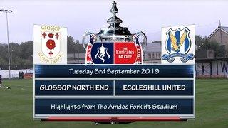 Glossop North End v Eccleshill United 03/09/19