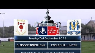 Glossop North End v Eccleshill United 03/09/19