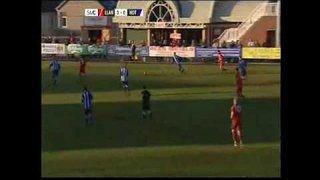 Llanelli v Holyhead Hotspur