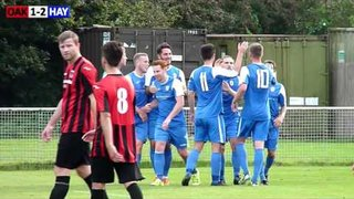 Oakwood FC vs Haywards Heath Town FC - 10th October 2015