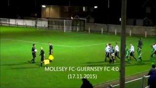Molesey FC-Guernsey FC 4:0 (17.11.2015)