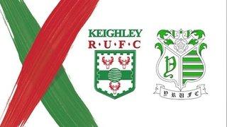 Keighley RUFC v York RUFC - Highlights