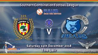 HIGHLIGHTS - Lingfield FC v Broadbridge Heath - League - 15-12-2018
