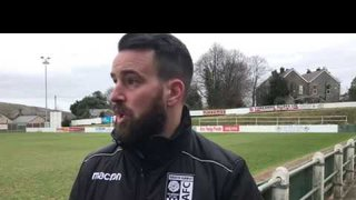 """REACTION   """"Coming away with a 3-0, you've got to be happy with that!"""" - Stocksbridge 0-3 Taddy"""