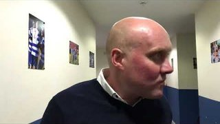 POST MATCH INTERVIEW - Oxford City 3-1 East Thurrock United