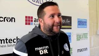 Thatcham Town FC vs Willand Rovers FC | Post-Match Interview with Danny Robinson