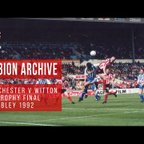 FA TROPHY FINAL | Wembley 1992 Relived