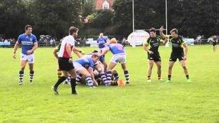 Bury St Edmunds VS Bishops Stortford   Highlights SD