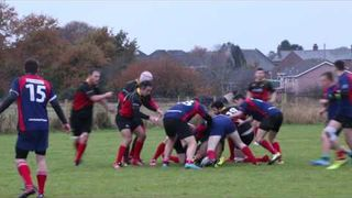 Fawley 1st XV v Southsea Nomads 19/11/16 Combined clips.