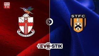 Redditch United 0 vs 1 Stratford Town | EvoStik Southern League Central Premier Division