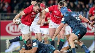 Match Highlights: Blues 22-16 Lions | Lions NZ 2017