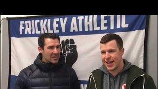 Frickley Athletic 4 V 1 Stamford - Martin McIntosh & Graham Mears