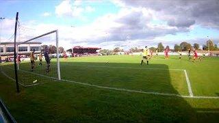 Chitiza makes it 3 0 to Stamford v  Frickley 051019