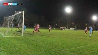 Redhill FC u18 v Lingfield FC u18   HIGHLIGHTS