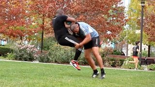 Rugby for Beginners with the New Zealand All Blacks and USA Rugby Men's Eagles