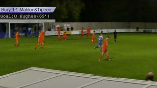 Bury Town vs Maldon & Tiptree