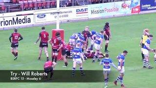 Highlights Round 8 v Birmingham Moseley