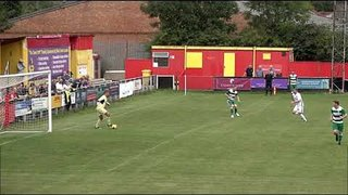 Banbury United 4 Wantage Town 0 - The Goals