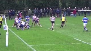 Highlights Round 18 v Rosslyn Park