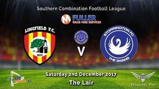 Lingfield FC 3-0 Storrington FC - League - 02-12-2017