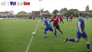 31.08.19 - Wythenshawe Town vs Goole AFC