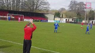 League game 06.04.19 - Harrogate Railway Rsv v Kirkstall Crusaders