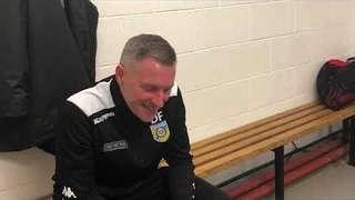 Frickley Athletic 1 vs 1 Sheffield (Sheffield Win 4-3 on penalties) - Frecks