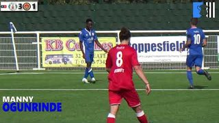 Highlights Grays Ath v Heybridge Swifts FA cup 24/8/19