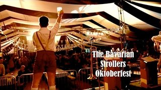 The Bavarian Strollers Oktoberfest German Set