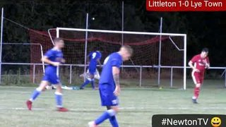 Highlights of Flyers Worcester Senior Cup 1st Round tie versus Littleton FC