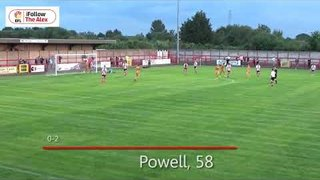 Goals: Witton Albion 0-3 Crewe: Pre-Season Friendly 2019