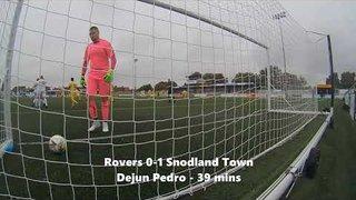 Rovers v Snodland FA Vase