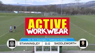 Stanningley V Saddleworth Rangers