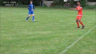 Boldmere St Michaels Under 16's MJPL v's Middleton Cheney Away