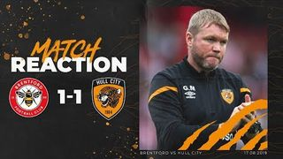 Brentford 1-1 Hull City | Reaction | Sky Bet Championship