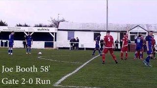 GOALS: Squires Gate 2-0 Runcorn Town