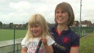 Sticks at the ready: Brighton & Hove Hockey Club host annual 'Hockeyfest'