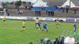 Bo'ness United v Crossgates Primrose Match Highligts