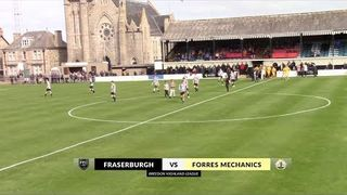 Fraserburgh vs Forres Mechanics | Highlights | Breedon Highland League | 7 September 2019