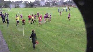 AGR v Marr - Scottish Cup 31/08/19 2nd Half