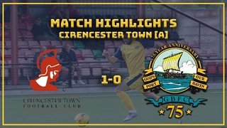 FA CUP HIGHLIGHTS| Cirencester 1 - 0 GOSPORT: MATCH HIGHLIGHTS