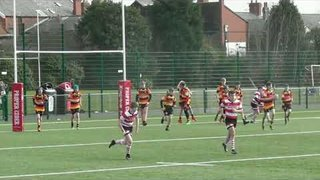 Pilkington Recs U15s v Folly Lane - Highlights
