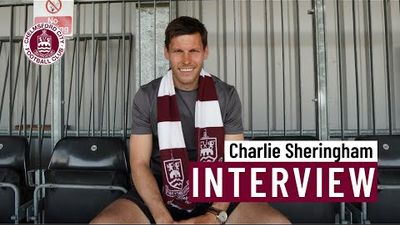 Sheringham is a Claret - Interview