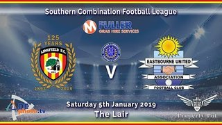 HIGHLIGHTS - Lingfield FC v Eastbourne Utd - League - 05/01/2019